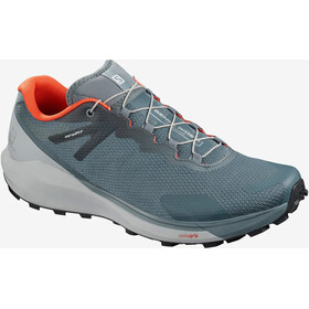 Salomon Sense Ride 3 Schoenen Heren, stormy weather/pearl blue/lapis blue